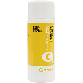 Gonso Seat cream yellow/white